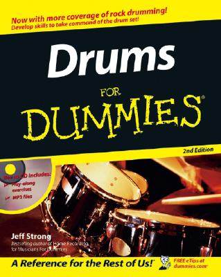 Drums for Dummies By Strong, Jeff